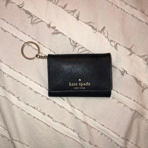 Kate spade key holder/wallet